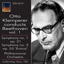 Otto Klemperer Conducts Beethoven, Vol. 1 (1960) thumbnail
