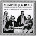 Memphis Jug Band Vol. 1 (1927 - 1928) thumbnail