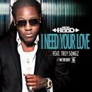 I Need Your Love (Radio Single) thumbnail