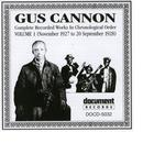 Gus Cannon Vol. 1 (1927 - 1928) thumbnail