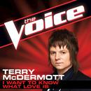 I Want To Know What Love Is (The Voice Performance) (Single) thumbnail