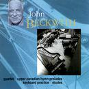 John Beckwith: Keyboard Practice, Upper Canadian Hymn Preludes, Etc. thumbnail