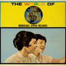 The World Of The Barry Sisters: Memorable Jewish Melodies thumbnail