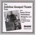 The Jubilee Gospel Team (1928) & Deep River Plantation Singers (1931) thumbnail