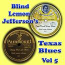 Blind Lemon Jefferson's Texas Blues Vol 5 thumbnail