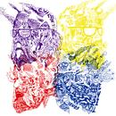 Purple Yellow Red And Blue (Single) thumbnail