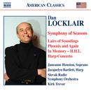 Locklair: Symphony Of Seasons / Harp Concerto / Lairs Of Soundings thumbnail