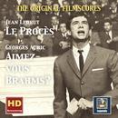 """The Original Filmscores: Jean Ledrut """"Le Procès"""" - Georges Auric """"Aimez-Vous Brahms?"""" (Remastered 2016) thumbnail"""