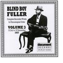 Blind Boy Fuller Vol. 3 1937 thumbnail