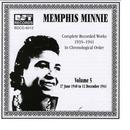 Memphis Minnie Vol. 5 (1940-1941) thumbnail