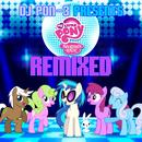 DJ Pon-3 Presents My Little Pony Friendship Is Magic Remixed thumbnail
