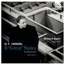 Handel: 8 'Great' Suites For Keyboard thumbnail