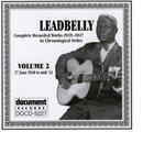 Leadbelly Vol. 2 1940-1943 thumbnail