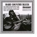 Rare Country Blues (1928-1937) thumbnail