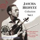 Jascha Heifetz Collection, Vol. 1 thumbnail