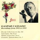 "Dvorak: Cello Concerto, Op. 14 - Saint-Saëns: The Swan - Händel: Largo From ""Serse"" - Granados: Spanish Dance No. 5 thumbnail"