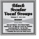 Black Secular Vocal Groups Vol. 3 thumbnail