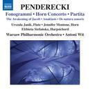 Penderecki: Fonogrammi - Horn Concerto thumbnail
