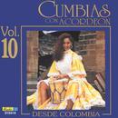 Cumbias Con Acordeon Desde Colombia, Vol. 10 thumbnail