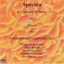 Spectra: A Concert Of Music For Piano By Connecticut Composers, Inc. thumbnail