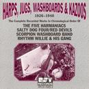 Harps, Jugs, Washboards & Kazoos (1926-1940) thumbnail