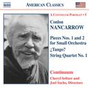 Nancarrow: Pieces Nos. 1 & 2; Tango?; String Quartet No. 1 thumbnail