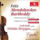 Mendelssohn: Violin Concerto; Symphony No. 4 thumbnail