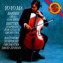 Barber: Cello Concerto; Britten: Symphony for Cello & Orchestra thumbnail