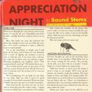 Appreciation Night thumbnail