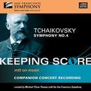 Tchaikovsky: Symphony No. 4 (Companion Concert Recording) thumbnail