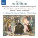 Meyerbeer: Overtures And Entr'actes From The French Operas thumbnail