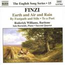 Finzi: Earth And Air And Rain; By Footpath And Stile; To A Poet thumbnail