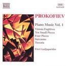 Prokofiev: Piano Music Vol.1 thumbnail