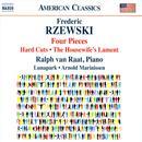 Rzewski: Four Pieces thumbnail