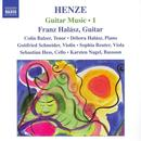 Henze: Guitar Music 1 thumbnail