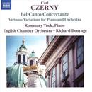 Carl Czerny: Bel Canto Concertante thumbnail