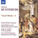 Buxtehude: Vocal Music, Vol. 1 thumbnail