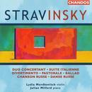 Stravinsky: Duo Concertante; Pastorale thumbnail