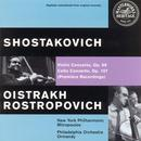 Shostakovich: Cello Concerto No1, Op107; Violin Concerto No1 (Revised), Op99 thumbnail