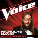What's Going On (The Voice Performance) (Single) thumbnail