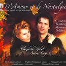 D'Amour et de Nostalgie: Rare French Songs & Duets thumbnail