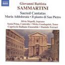 Giovanni Battista Sammartini: Sacred Cantatas thumbnail