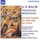 Bach, Telemann, Hoffmann: Sacred Cantatas for Alto & Tenor thumbnail