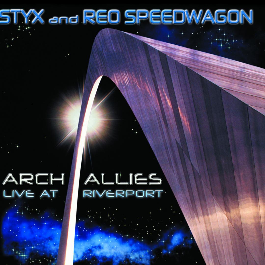 Styx & REO Speedwagon - Pandora