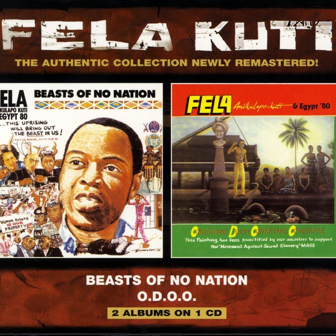 Water No Get Enemy (Edit Version) by Fela Kuti - Pandora